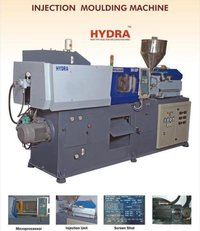 Inline Screw Type Plastic Injection Moulding Machines