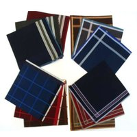 Designer Colour Handkerchiefs