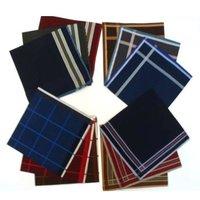 Designer Colour Handkerchiefs