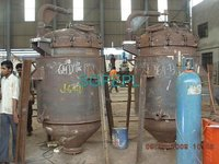 Vertical Pressure Leaf Filter