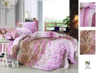 Printing Bed Sheet Set