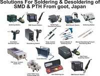 Soldering Desoldering SMD Rework Stations
