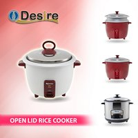 Open Lid Rice Cooker