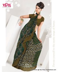 Georgette Sarees