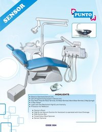 Punto Electronic Dental Chair