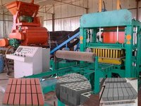 Automatic Fly Ash Solid Brick Making Machines