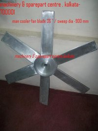 Man Cooler Fan Blade