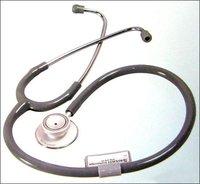 Silver Stethoscope