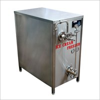 Continuous Ice Cream Freezer