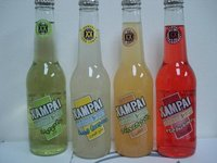 Kampai Sparkling Fruit Drink