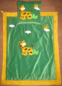 Giraffe Kids Bedding Sets