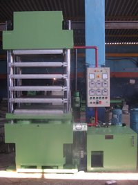 Hydraulic Rubber Press
