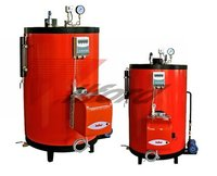 Tubeless Diesel Steam Boiler