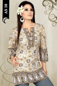 Printed Kurtis