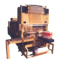 Manually Loaded Automatic Shrink Wrap Machine