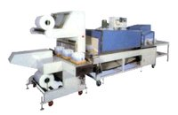 Automatic Web Sealer (Sleeve Wrapper) Cum Shrink Tunnel