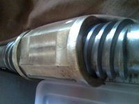 3 Start Helical Screw