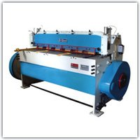 Industrial Under Crank Shearing Machine