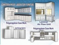 Corrosion Proof Laboratory Furniture