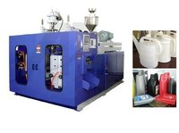 Bottle Blowing Moulding Machine