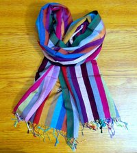 Viscose Wool Scarves