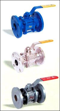 Ball Valves 3pc - F/E