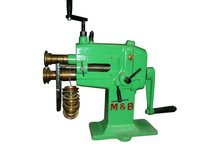 Hand Operated and Motorised Swaging Machine