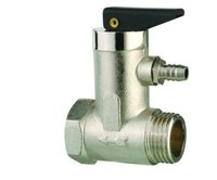 Multi Functional Valve For Water Heater