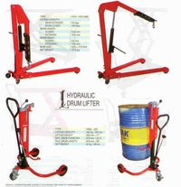 Hydraulic Floor Cranes