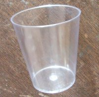 Disposable Crystal Plastic Glass