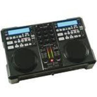 AMERICAN AUDIO PROFESSIONAL MP3/CD PLAYER/MIXER COMBO4 Channel Pro DJ Mixer