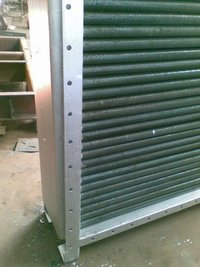 FIN TUBE HEAT EXCHANGERS