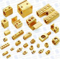 Brass Connectors & Terminal Blocks