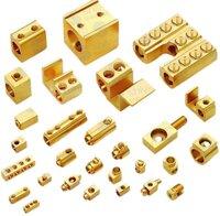 Brass Connectors & Terminal Blocks