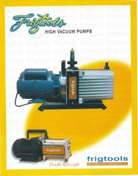 High Vaccum Pumps