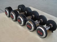 Rubber Dumbbell