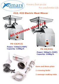 22 Meat Mincer/Grinder