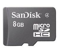 8 GB Micro SD Card