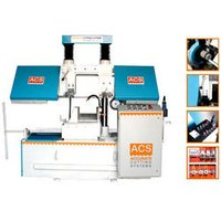 Acs 180 Dcm Manual Double Column Bandsaws