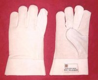 Split Leather Welder Gloves