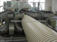 PVC Corrugated Pipe Machinery