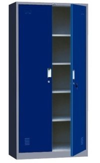 2 Door Vertical Cabinet