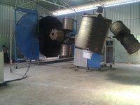 Plastic Water Tank Machinery