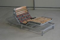 Damping Iron Electric Bed