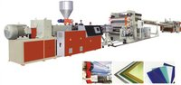 PVC Sheet Making Machine