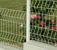 Lawn Wire Mesh Fence