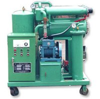 Single Stage Vacuum Insulating Oil Purification Machine