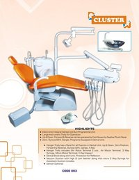 Cluster Electronic Dental Chair