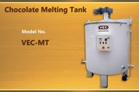 Chocolate Melting Tanks