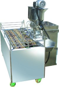 Automatic Cake Making Machine